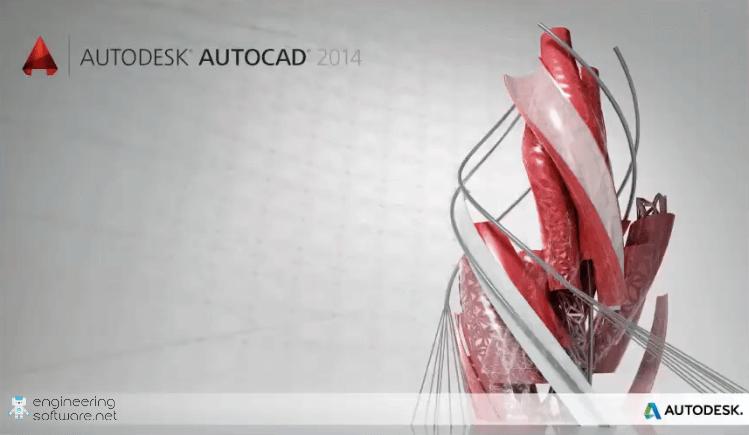 Autocad 2014 load