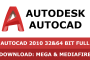 Download Autocad 2010 Free and Full by Mega and Mediafire