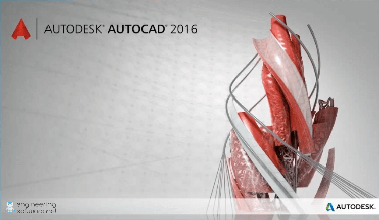 Loading Autocad 2016