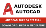 Download Autocad 2022 Free and Full by Mega and Mediafire