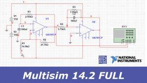 Multisim 14.2 Full for Mega and MediaFire